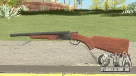 Ash Williams Boomstick para GTA San Andreas