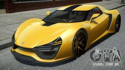 Trion Nemesis RR 2017 para GTA 4