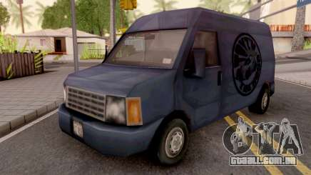 Toyz Van from GTA 3 para GTA San Andreas