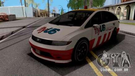 GTA IV FlyUS Perennial para GTA San Andreas