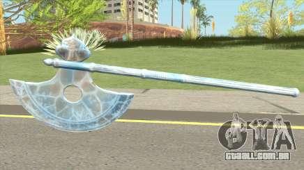Subzero Weapon para GTA San Andreas