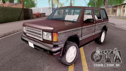 Landstalker from GTA VCS para GTA San Andreas