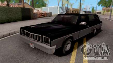 Hearse from GTA LCS para GTA San Andreas