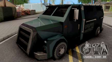 Securicar from GTA LCS para GTA San Andreas