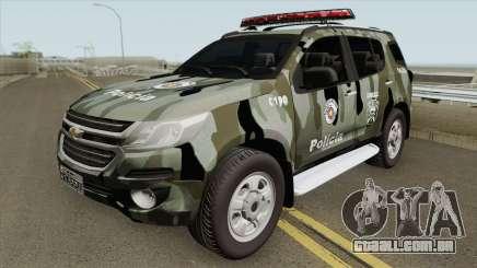 Chevrolet TrailBlazer 2017 (COE PMSP) para GTA San Andreas