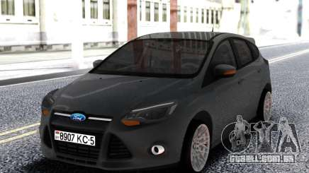 Ford Focus Hatchback 2014 para GTA San Andreas