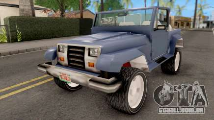 Mesa from GTA VCS para GTA San Andreas