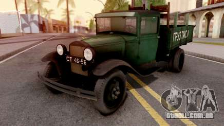 GAZ-AA 1934 FIV para GTA San Andreas