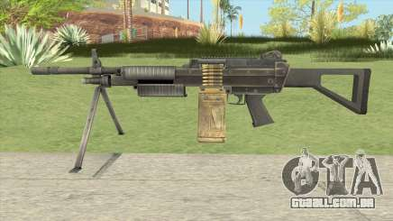 SOF-P FN MK48 (Soldier of Fortune) para GTA San Andreas