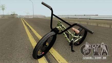 BMX AL PISO AB2 para GTA San Andreas