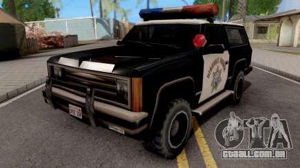 SAHP Ranger para GTA San Andreas