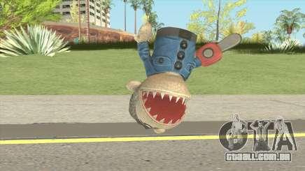 Puppet Ash De Ash Vs Evil Dead para GTA San Andreas