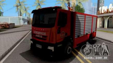 Iveco Tector Bomberos Argentina para GTA San Andreas