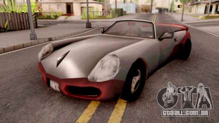 Yakuza Stinger from GTA 3 para GTA San Andreas