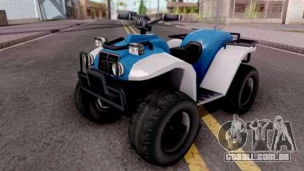 Quad from GTA VCS para GTA San Andreas