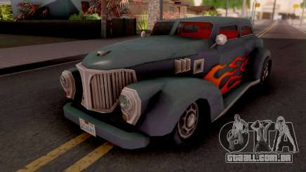 Thunder-Rodd from GTA LCS para GTA San Andreas