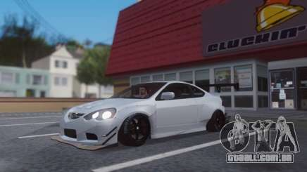 Honda Integra White Sport para GTA San Andreas