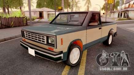 Bobcat from GTA VCS para GTA San Andreas