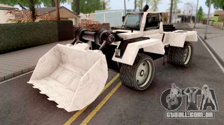 Bulldozer from GTA VCS para GTA San Andreas