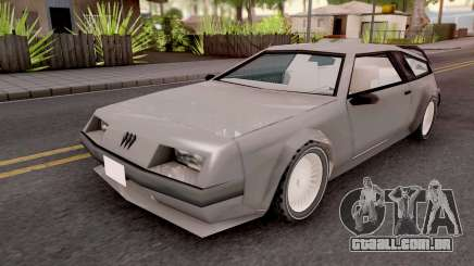 Deluxo from GTA VCS para GTA San Andreas