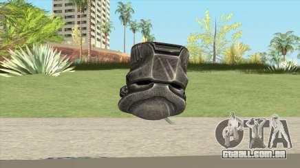 Predator Mask Termical Vision Goggles para GTA San Andreas