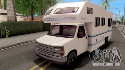 GTA V Bravado Camper para GTA San Andreas