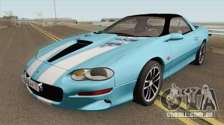 Chevrolet Camaro SS 2002 IVF para GTA San Andreas