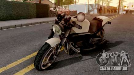 Streetfighter from GTA VCS para GTA San Andreas