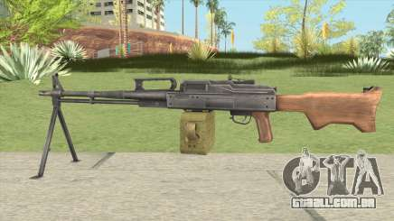 SOF-P PKM (Soldier of Fortune) para GTA San Andreas