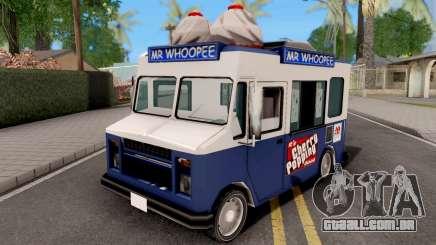Mr Whoopee from GTA VCS para GTA San Andreas