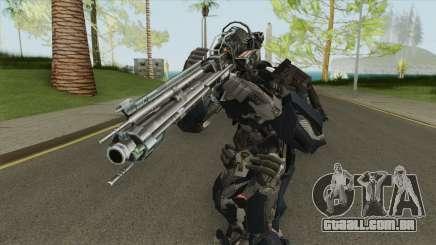 Lockdown Ganface para GTA San Andreas
