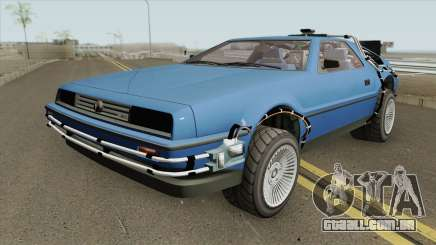 Deluxo Time Machine BTTF GTA V para GTA San Andreas
