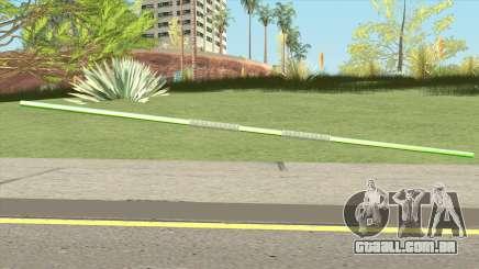Jade Weapon V1 para GTA San Andreas