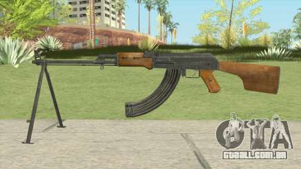 SOF-P RPK (Soldier of Fortune) para GTA San Andreas