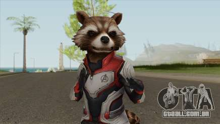 Rocket (Avengers End Game) para GTA San Andreas