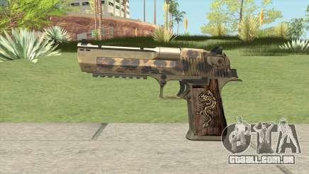 Desert Eagle 50ae (De Leopard) 2019 para GTA San Andreas