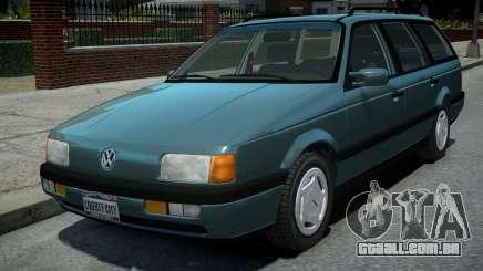 Volkswagen Passat B3 Variant 1993 para GTA 4