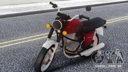 IZH Planeta-4 Vermelho para GTA San Andreas