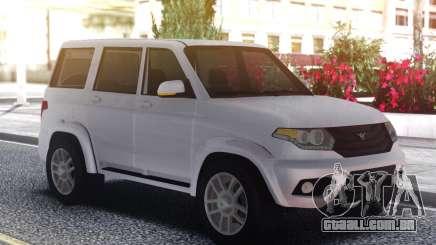 UAZ Patriota SUV para GTA San Andreas