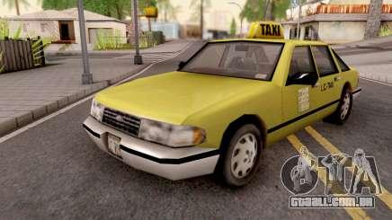 Taxi from GTA 3 para GTA San Andreas