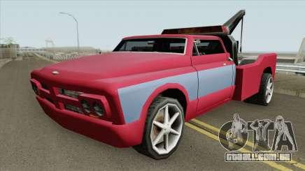 Slamvan Towtruck para GTA San Andreas