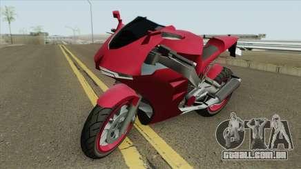 Carbon RS GTA V para GTA San Andreas