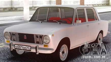 VAZ 2101 Branco Clássicos para GTA San Andreas