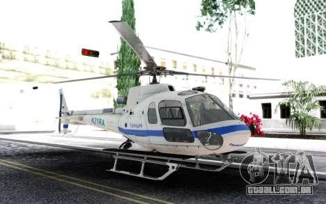 Bell 205 Polícia para GTA San Andreas