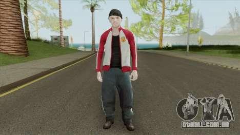 Russian Gang Skin V1 para GTA San Andreas