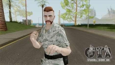 GTA Online Skin V7 (Law Enforcement) para GTA San Andreas