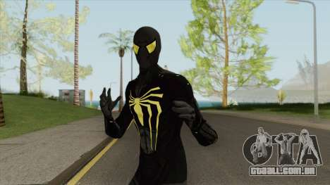 Spider-Man PS4 Skin Anti Ock Suit V1 para GTA San Andreas