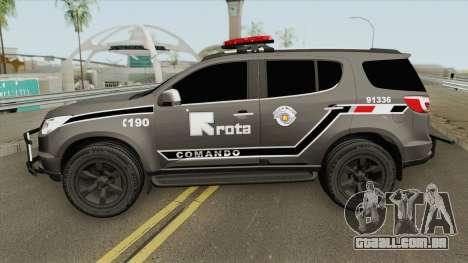 Chevrolet Trailblazer (ROTA) para GTA San Andreas