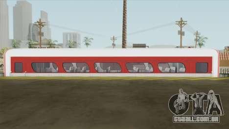 Aerotrain Coach (GM Aerotrain 1956) para GTA San Andreas