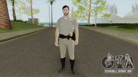 SAHP Biker V2 (GTA Online) para GTA San Andreas